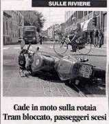 accident avec moto
